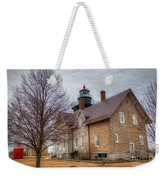 30 Mile Lighthouse  Weekender Tote Bag