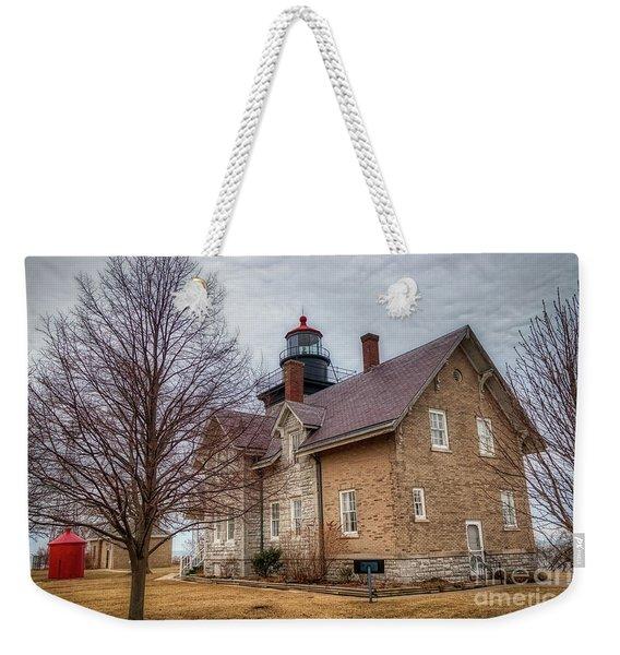 30 Mile Lighthouse  Weekender Tote Bag