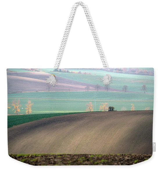 Autumn In South Moravia 5 Weekender Tote Bag