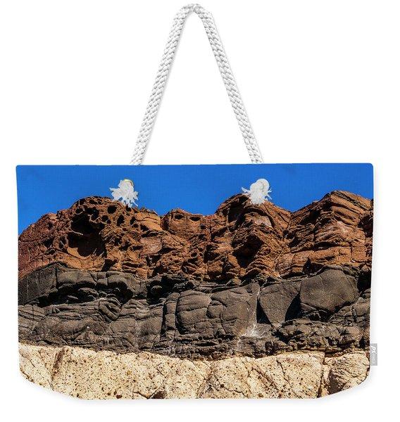 4 Textures 4 Colors Weekender Tote Bag