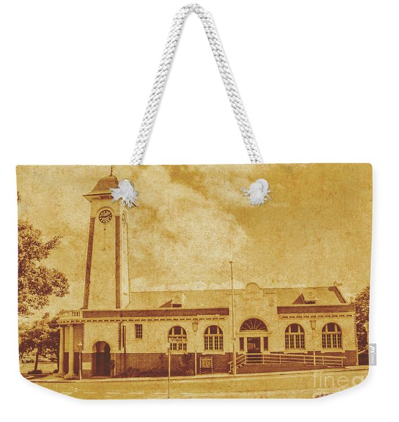 4017 Weekender Tote Bag