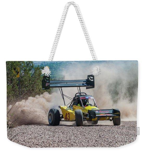 #43 Spencer Steele Weekender Tote Bag