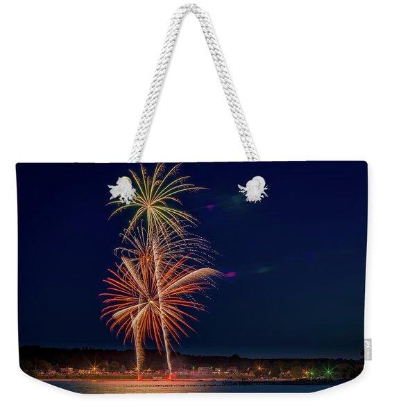 4th Of July Weekender Tote Bag