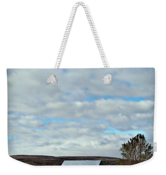 Corners Of Collingwood Weekender Tote Bag