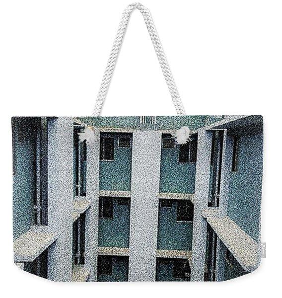 Patterns Weekender Tote Bag
