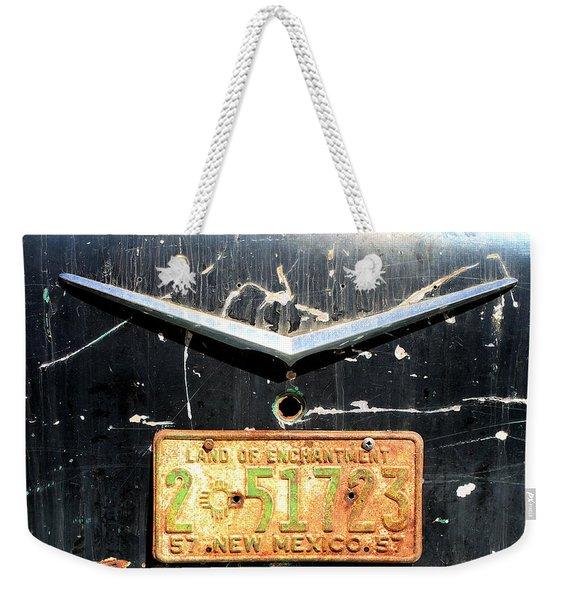 New Mexico '57 Weekender Tote Bag