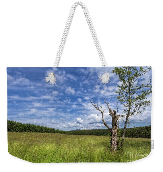 The Harz National Park Weekender Tote Bag