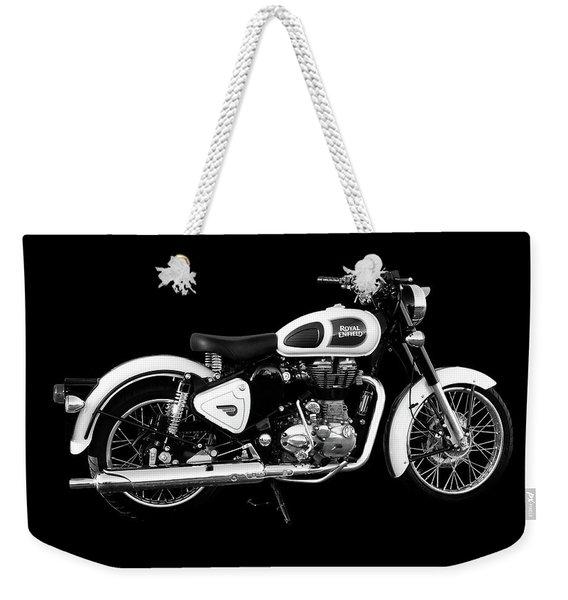 Royal Enfield Classic 500 Weekender Tote Bag