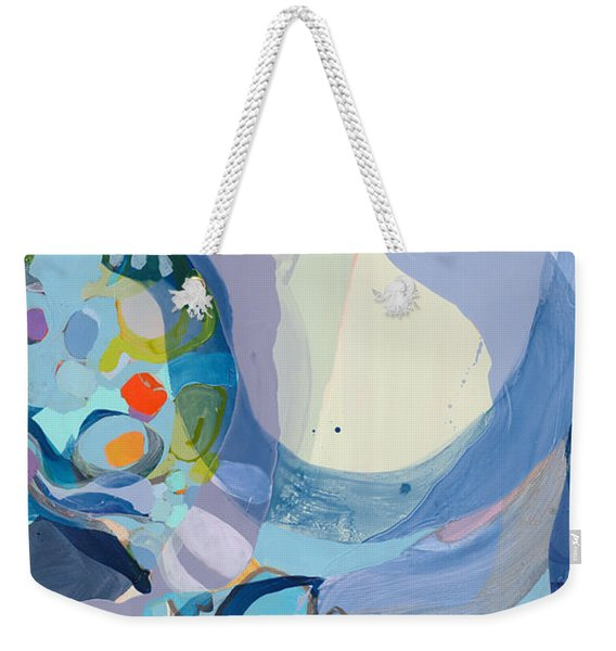 70 Degrees Weekender Tote Bag