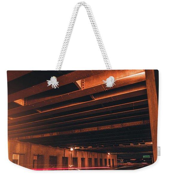800 Milliseconds Weekender Tote Bag
