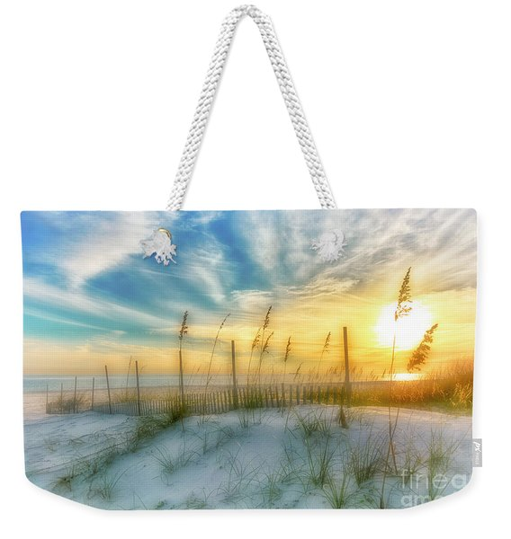 A Beach Dream Weekender Tote Bag