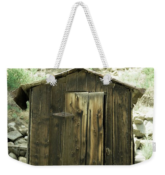 A Beautiful Place In The Middle Of Nowhere Weekender Tote Bag
