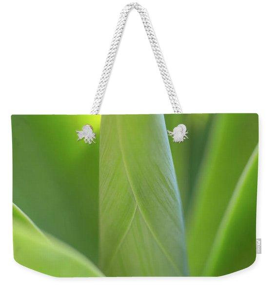 A Bouquet Of Leaves Weekender Tote Bag
