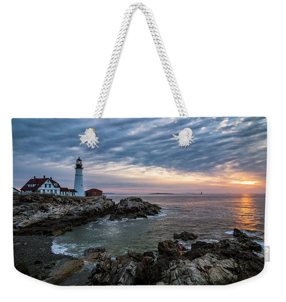 A Chill In The Air Weekender Tote Bag