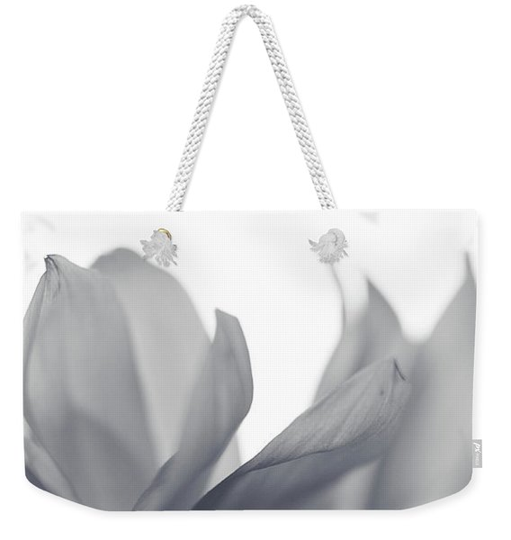Weekender Tote Bag featuring the photograph A Good Thing by Michelle Wermuth