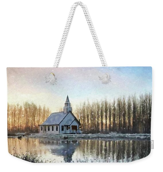 A Kind Heart - Hope Valley Art Weekender Tote Bag