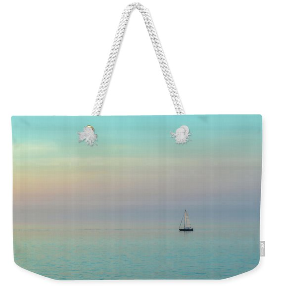 A Mid-summer Evening Weekender Tote Bag