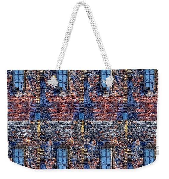 A Narrow Window X 8 Weekender Tote Bag
