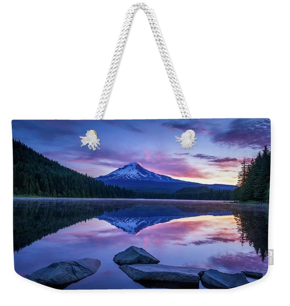 A New Day Dawning Weekender Tote Bag