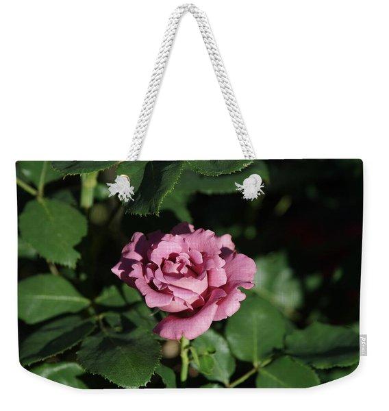 A New Rose Weekender Tote Bag