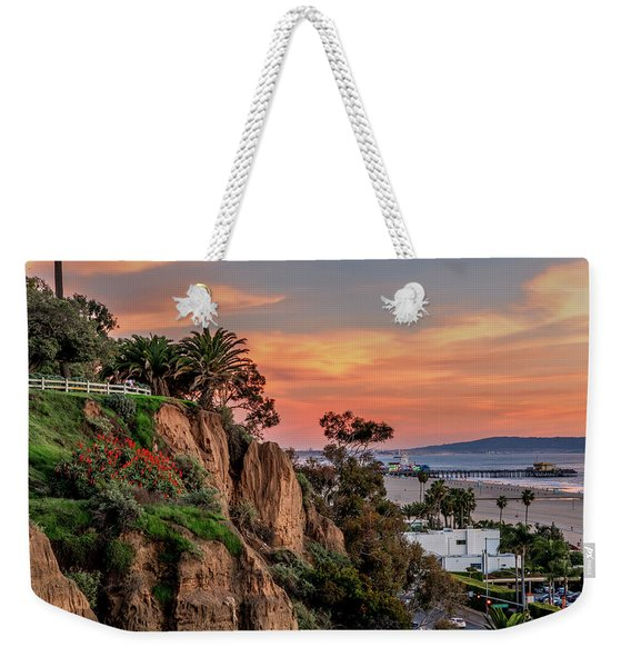 A Nice Evening In The Park Weekender Tote Bag