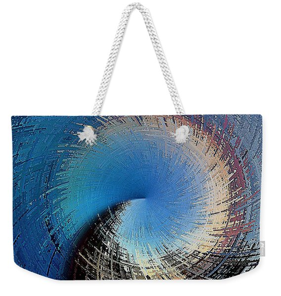 A Passage Of Time Weekender Tote Bag