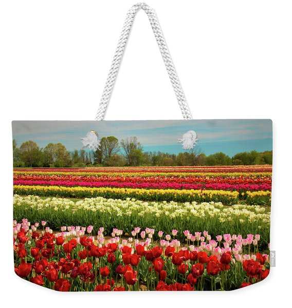 A Piece Of Holland In Jersey Weekender Tote Bag