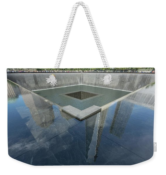 A Place For Reflection Weekender Tote Bag