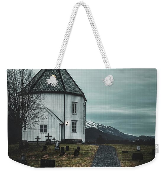 A Prayer For Time Weekender Tote Bag