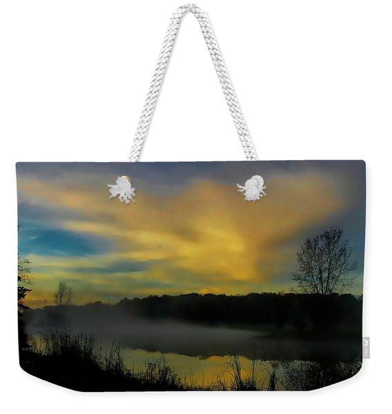 A Promise For Tomorrow Weekender Tote Bag