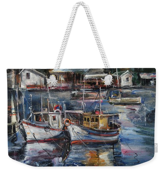 A Rest Day Weekender Tote Bag