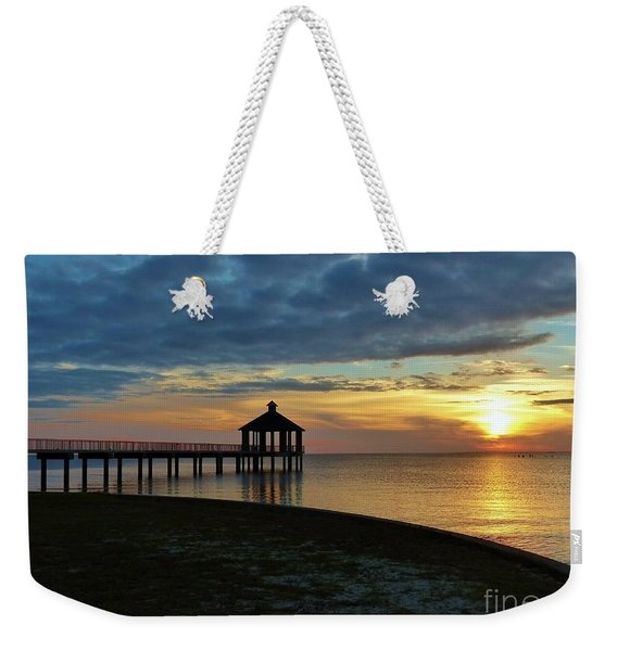 A Sense Of Place Weekender Tote Bag