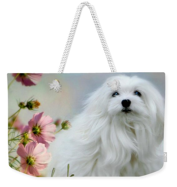 A Soft Summer Breeze Weekender Tote Bag