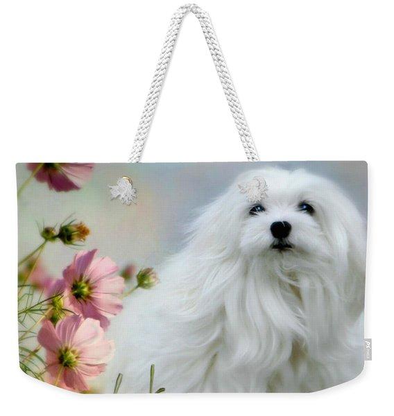 A Soft Summer Breeze Weekender Tote Bag