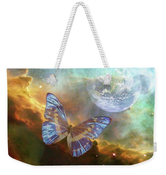 A Stellar Adventure Weekender Tote Bag