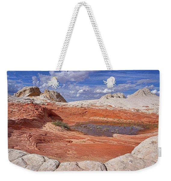 A Strange World Weekender Tote Bag