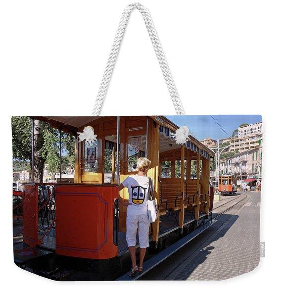 A Street Car Named Design Weekender Tote Bag