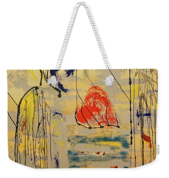 A Thousand Miles Of Sand And Sea Weekender Tote Bag