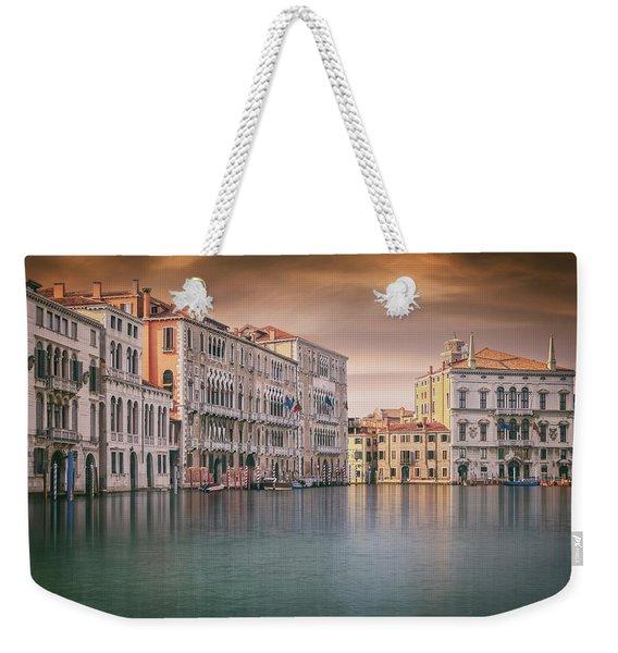 A Venetian Dream Venice Italy  Weekender Tote Bag