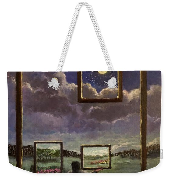 A World Of Visions Weekender Tote Bag