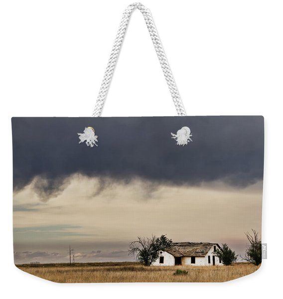 Abandoned New Mexico Weekender Tote Bag
