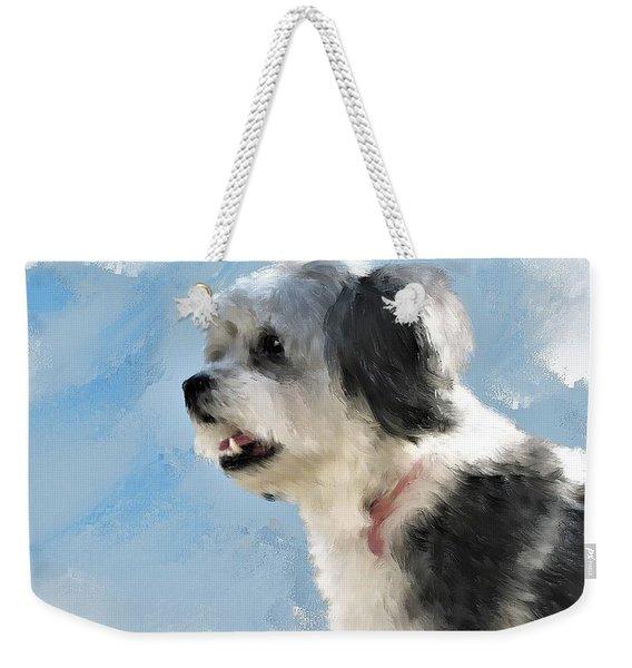 Abby 1 Weekender Tote Bag