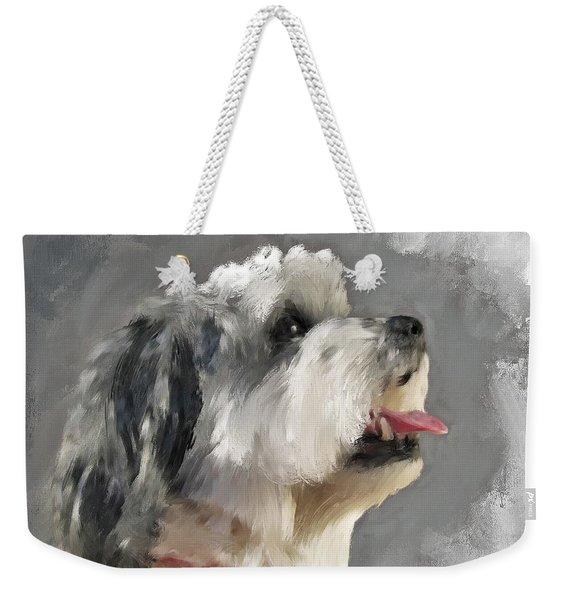 Abby 2 Weekender Tote Bag