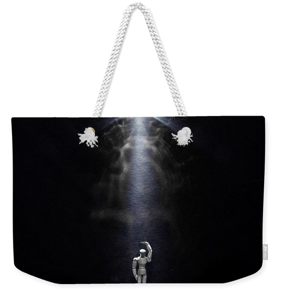 Abduction Weekender Tote Bag