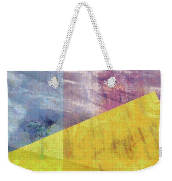 Abstract Feelings Weekender Tote Bag