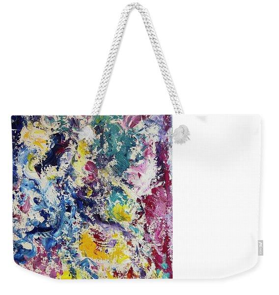 Abstract IIi Weekender Tote Bag