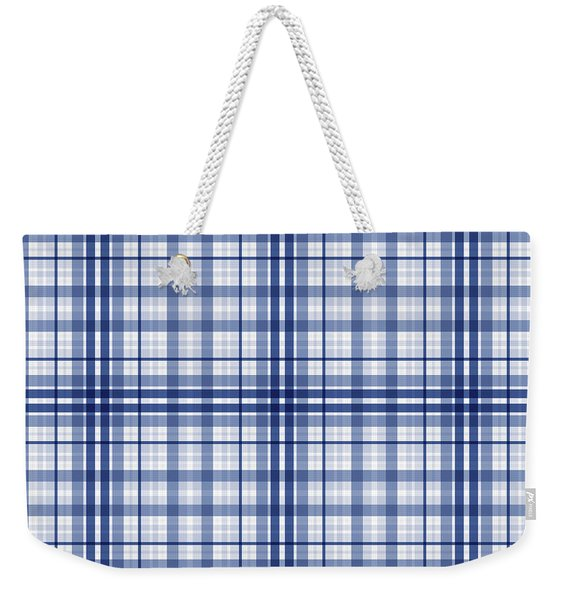 Abstract Squares And Lines Background - Dde613 Weekender Tote Bag