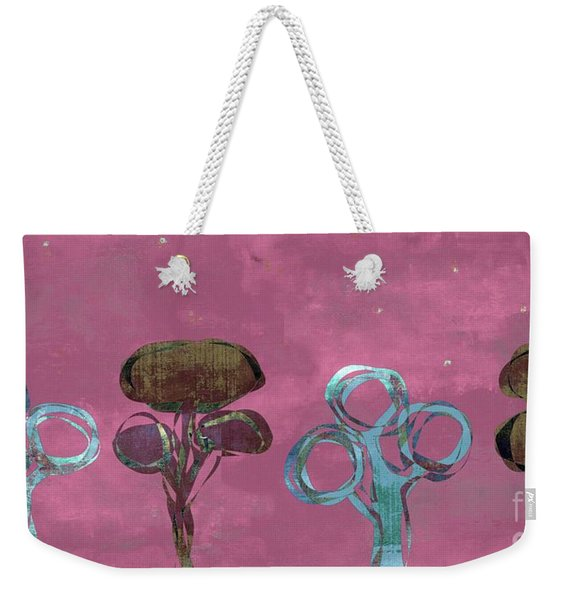 Abstract Trees - S02v2c162b Weekender Tote Bag