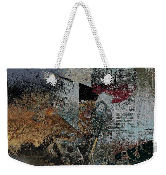 Abstractriel - 01 Weekender Tote Bag