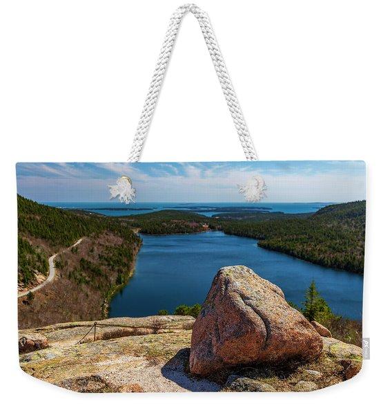 Acadia Np - Peaceful Vista Weekender Tote Bag
